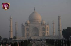 The fascinating Taj Mahal