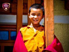 Mystical Himalayan Monastery