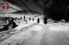Ladakh Motorcycle Tour … the Beacon of Adventure