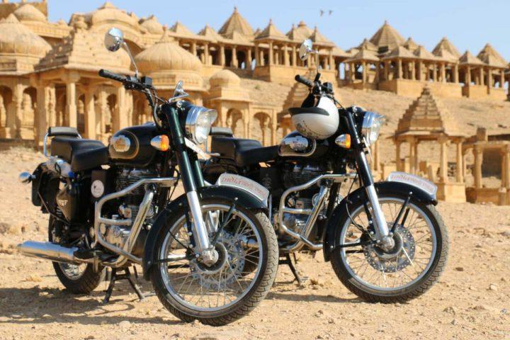 Royal Enfield Road Trip to Jaisalmer, Rajasthan