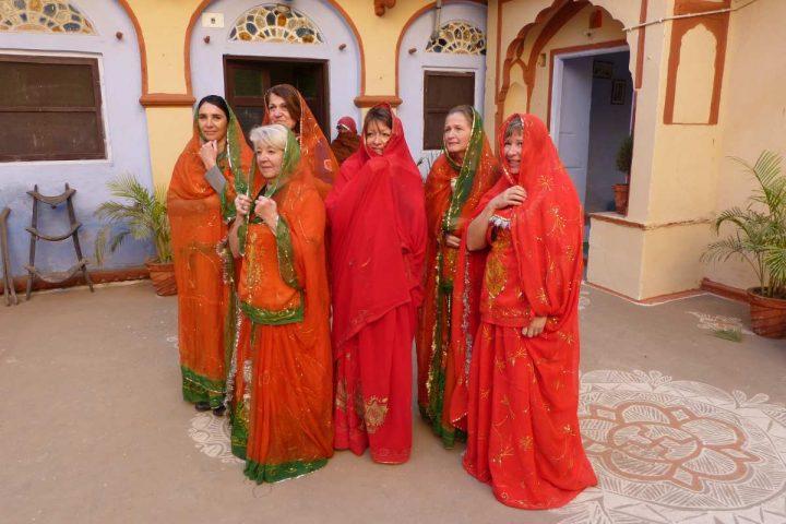 Royal Enfield Road Trip to Mandawa, Rajasthan