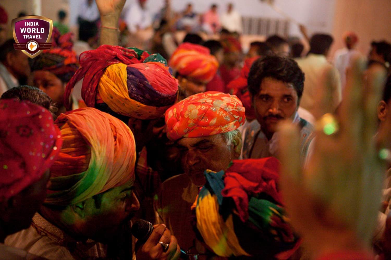 Sacred Varanasi - Holi