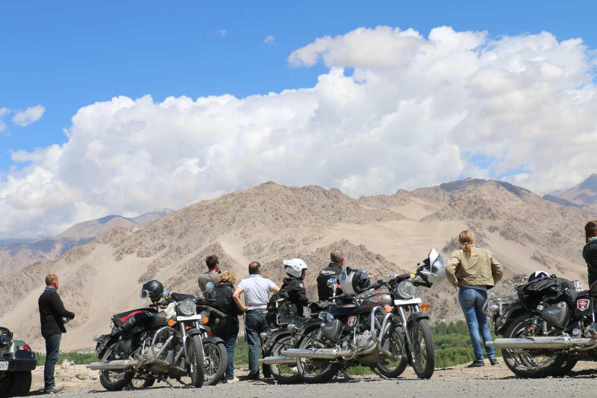 Motorcycle Tour Ladakh Himalaya