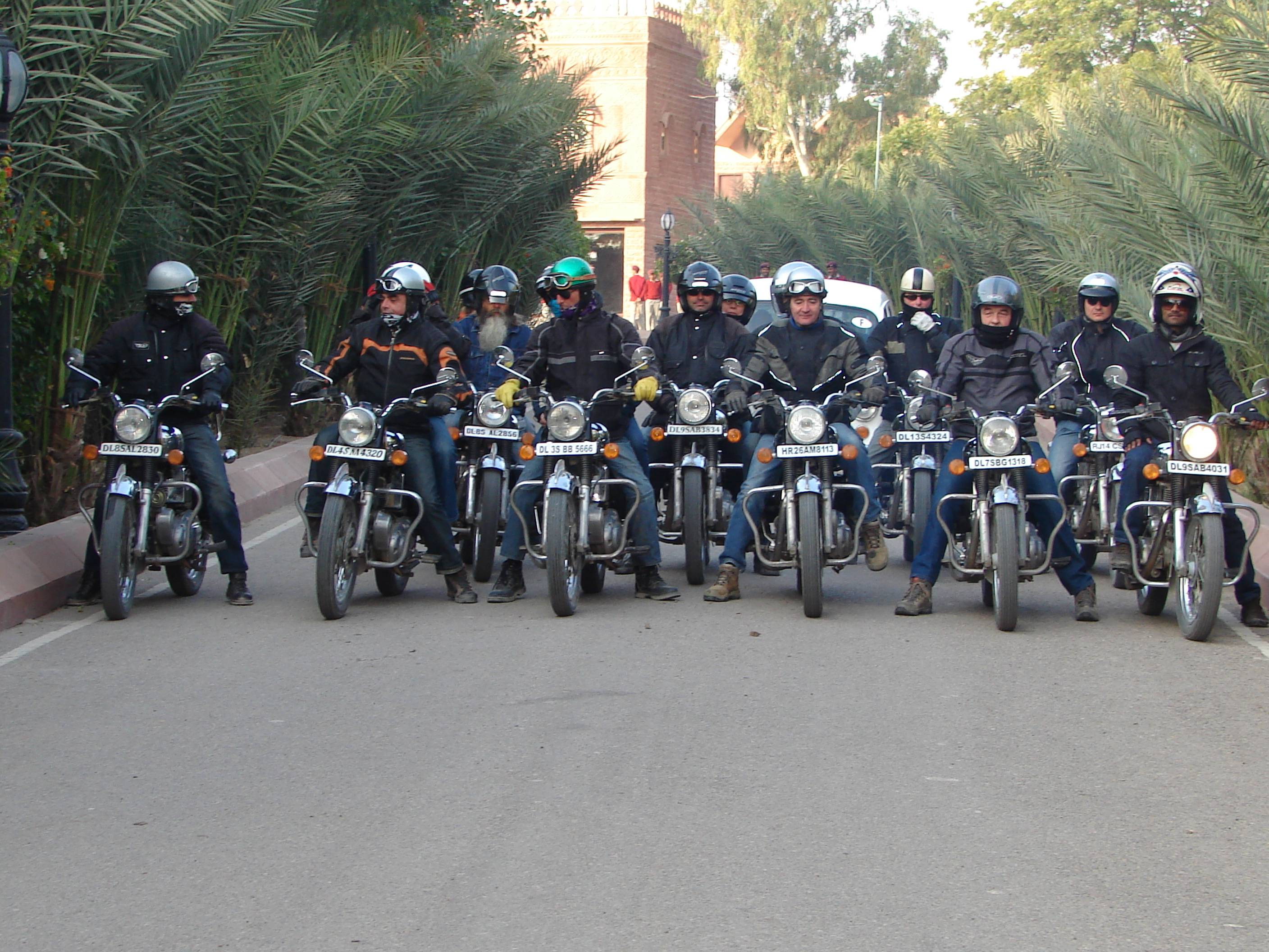 Motorcycle Tour Gujarat