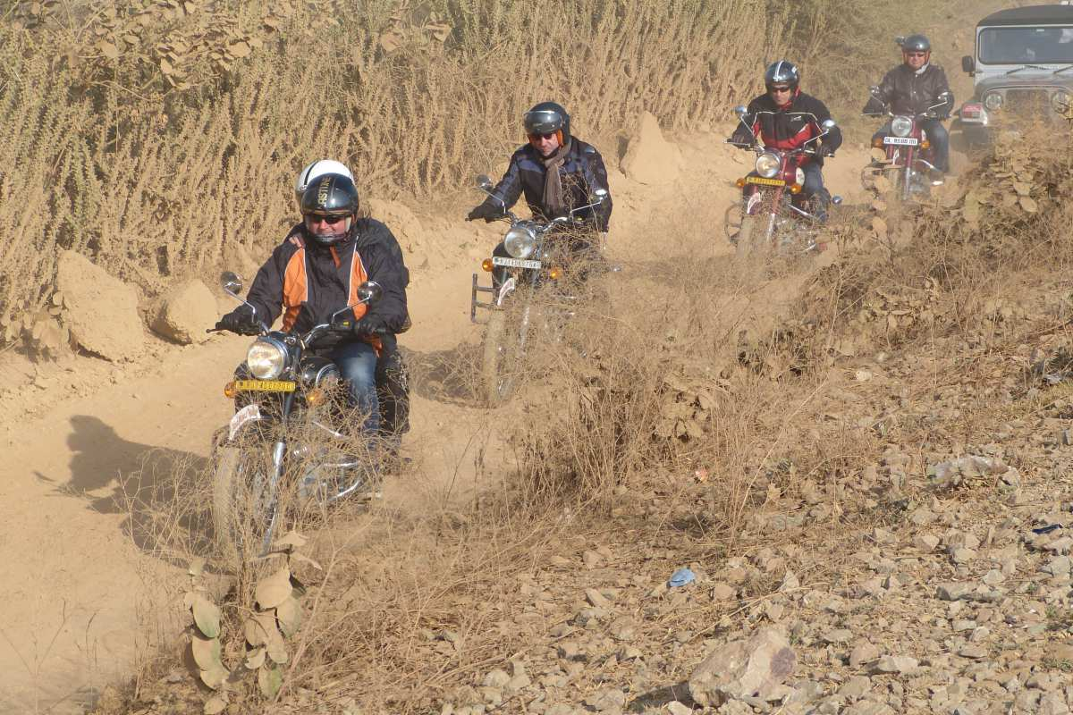 Bike Tour in Rajasthan