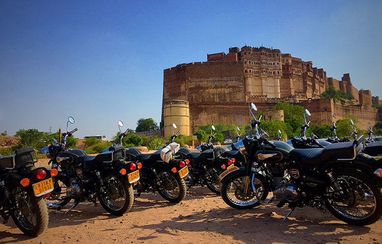 Bike Tour Packages in India